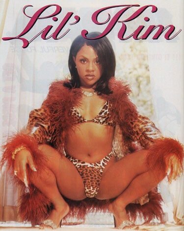 before and after lil kim. LIL KIM